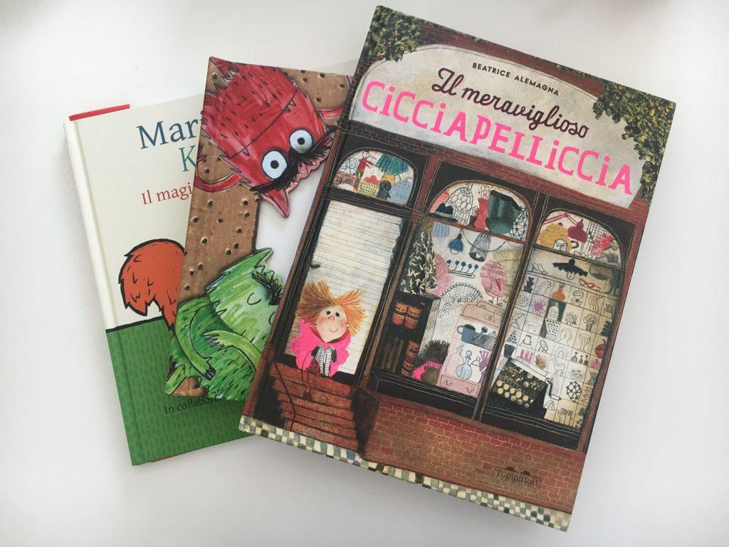 libri estate bambini